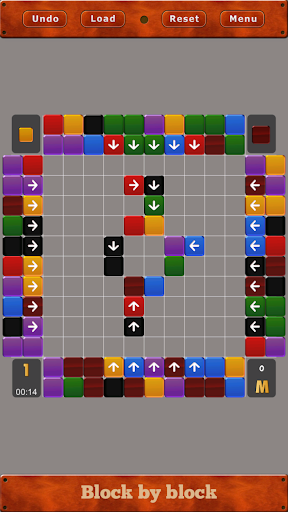 Block by block ~ Sliding Blocks 3.4 screenshots 7