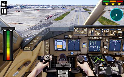 Plane Pilot Flight Simulator: Airplane Games 2019 1.3 screenshots 7
