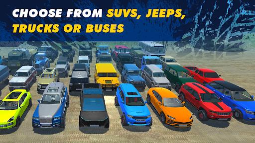 Offroad Simulator Online: 8x8 & 4x4 off road rally  screenshots 1