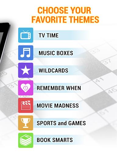 Daily POP Crosswords: Daily Puzzle Crossword Quiz screenshots 12