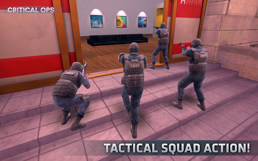Critical Ops: Online Multiplayer FPS Shooting Game 1.22.0.f1268 screenshots 15