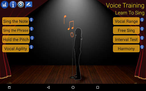 Voice Training - Learn To Sing modavailable screenshots 19