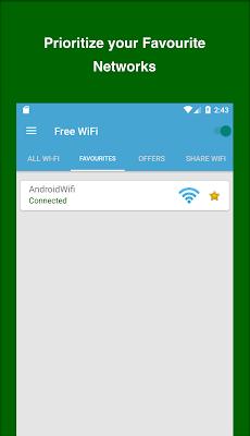 Free Internet Wifi Connectのおすすめ画像4