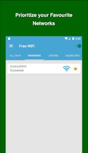 Free Internet Wifi Connect 3.3.3 Screenshots 4