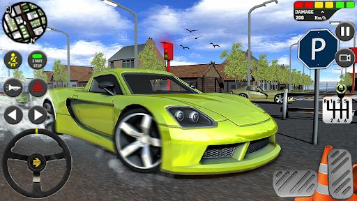 Modern Driving School Car Parking Glory 2 2020 apkslow screenshots 12