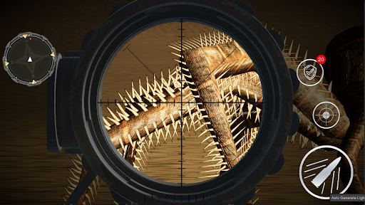 Monster Spider Shooting World Hunter -Spider Games screenshots 14