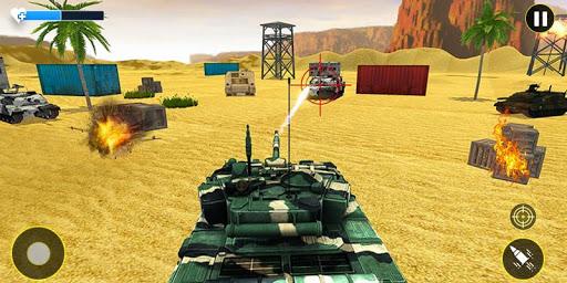 Tank vs Missile Fight-War Machines battle 1.0.7 de.gamequotes.net 3