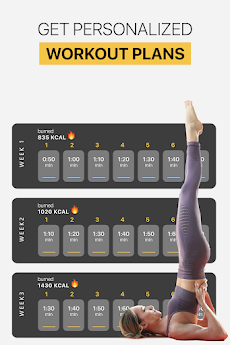 Yoga for Beginners: Daily Yoga for Weight lossのおすすめ画像2