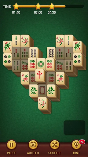 Mahjong screenshots 2