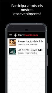 Teatre Lloseta 1.0.11 screenshots 1