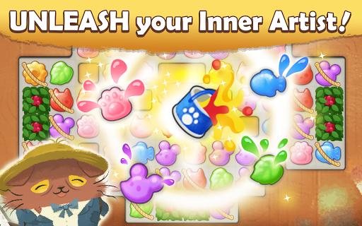 Cats Atelier -  A Meow Match 3 Game 2.8.7 screenshots 2