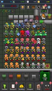 Grow Zombie inc Mod Apk- Merge Zombies (God Mode/No Ads) 9