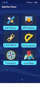 Satellite Finder (Dish pointer) 1.2