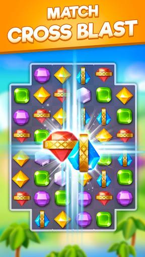 Bling Crush: Free Match 3 Jewel Blast Puzzle Game 1.4.8 screenshots 2