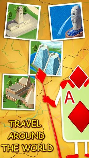 Solitaire 3 Arena 02.03.78.02 screenshots 2