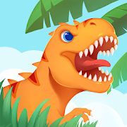 Dinosaur Island: T-Rex Games for kids in jurassic