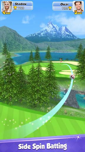 Golf Rival Apkfinish screenshots 3