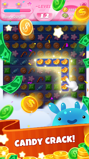 Candy Crack apkdebit screenshots 1