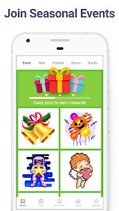 Piksel Oyun: Numaraya Göre Renk Full Apk İndir 3