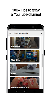 Guide for YouTube Channels For Pc – Free Download For Windows 7, 8, 10 Or Mac Os X 1
