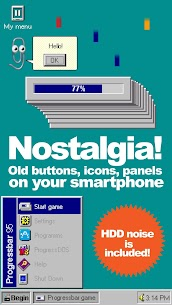 Progressbar95 – easy, nostalgic hyper-casual game 7