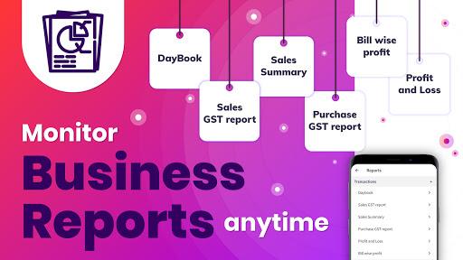 My BillBook - Free GST Billing and Inventory App 5.0.1 Screenshots 5