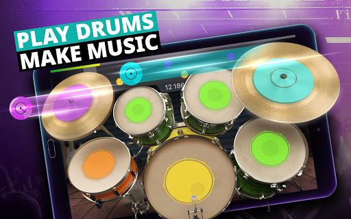 Drum Set Music Games & Drums Kit Simulator 3.36.0 screenshots 5