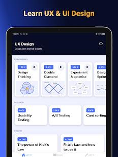 uxtoast: Learn UX Design