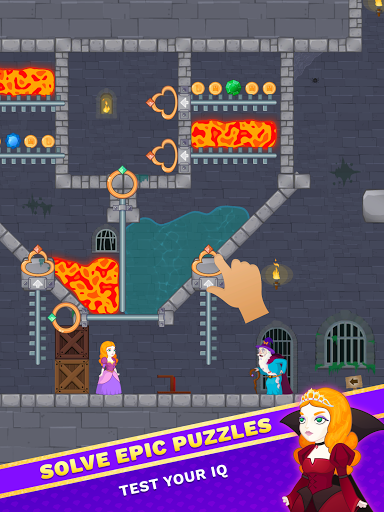 How To Loot: Pull The Pin & Rescue Princess Puzzle  Screenshots 18