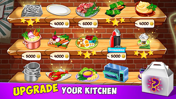 Tasty Chef - Cooking Games 2021 in a Crazy Kitchen