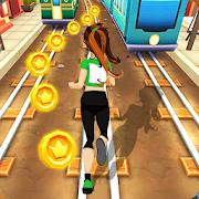 Royal Princess Subway Run - Fun Surfers