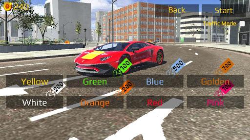 Drift Lamborghini Aventador Simulator  screenshots 2