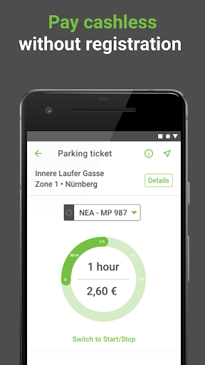 PayByPhone Parking - Park Easy Now & Smart 9.5.3 Screenshots 4