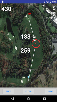 Golf GPS Range Finder (Yardage & Course Locator)のおすすめ画像1