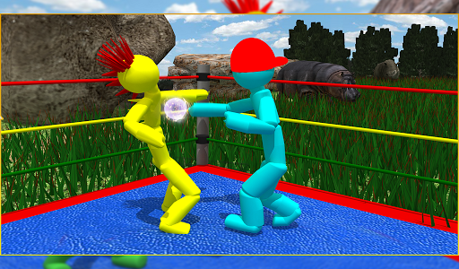 Stickman Wrestling 2.2 screenshots 14