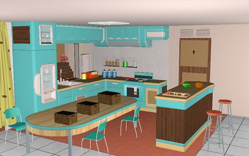 3D Escape Games-Puzzle Kitchen  screenshots 16