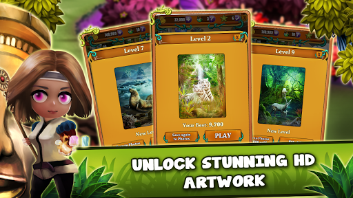Match 3 Jungle Treasure u2013 Forgotten Jewels android2mod screenshots 21