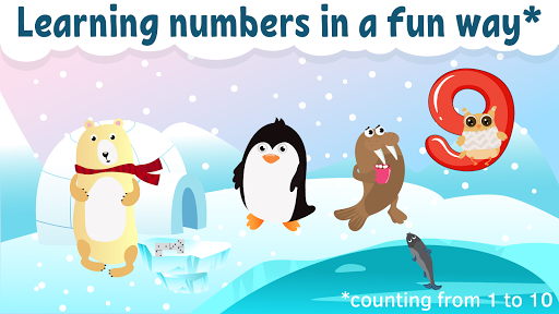 Learning numbers and counting for kids 2.3.1 screenshots 2