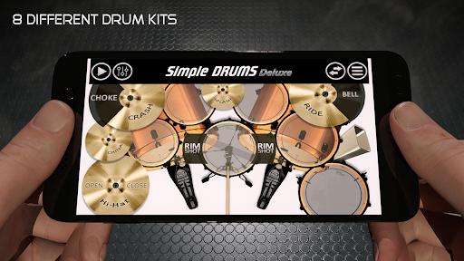 Simple Drums Deluxe - The Drum Simulator  Screenshots 17