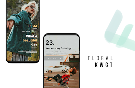 Floral Kwgt APK (PAID) Download for Android 1