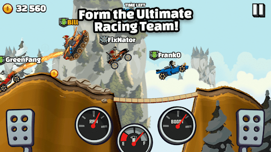 Hill Climb Racing 2 Mod Apk Unlimited Money Diamond And Fuel 2