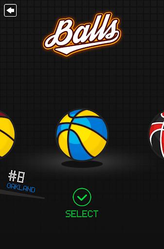 Dunkz ud83cudfc0ud83dudd25  - Shoot hoop & slam dunk screenshots apkspray 22