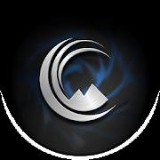 Jaron Blue Icon Pack  Icon
