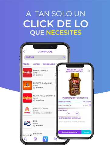 Yaigo Delivery & e-commerce 2.50 Screenshots 6