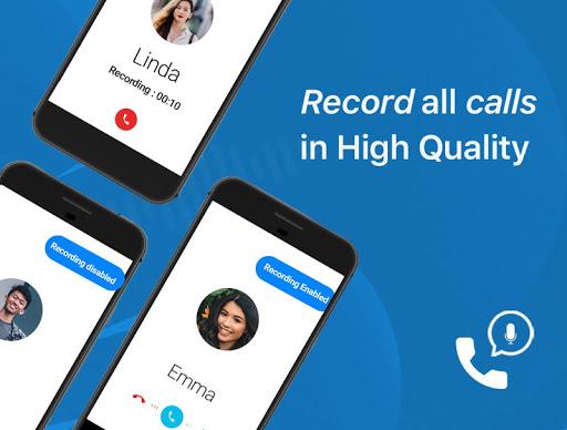 acr - automatic call recorder - caller id screenshot 1