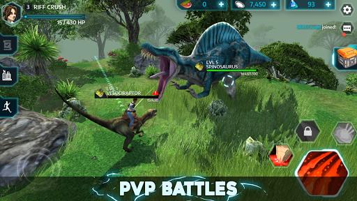 Dino Tamers - Jurassic Riding MMO  screen 1