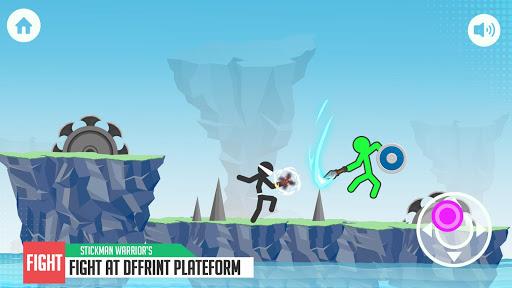 Supreme Stickman Battle Fight Warriors 2020 1.0 pic 2