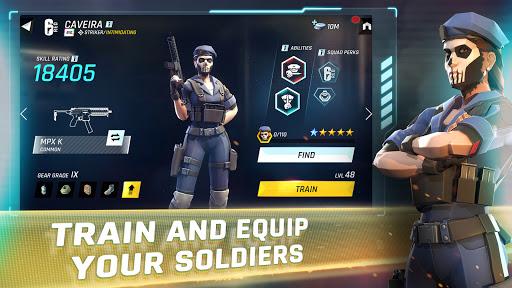 Tom Clancy's Elite Squad - Military RPG  screenshots 3
