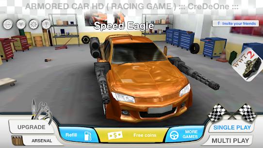 Armored Car HD (Racing Game) MOD APK 1