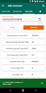 Download IMEI Generator (Free)MOD APK 4